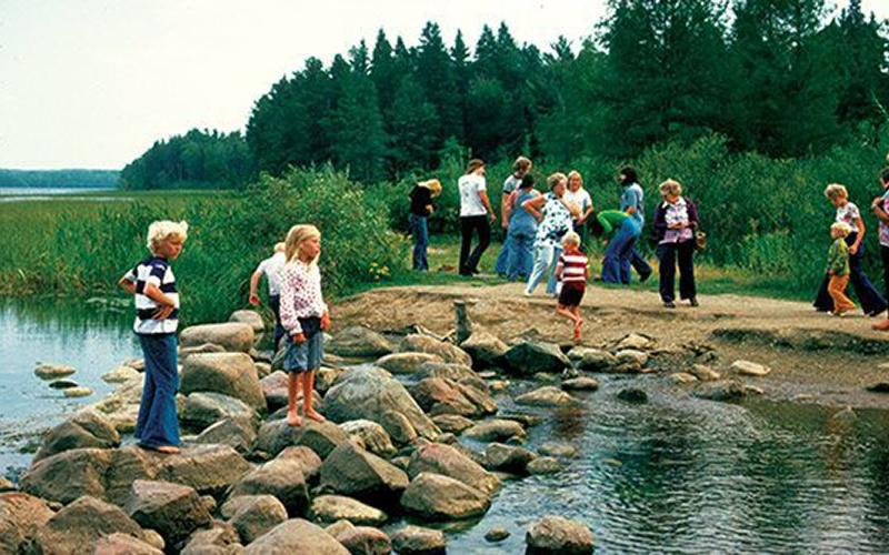 Mississippi headwaters itasca state park